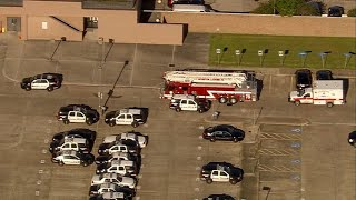 Raw video: Person found dead at HPD's Westside station