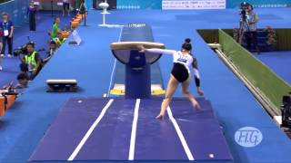 2014 Artistic Worlds, Nanning (CHN) - Just do it ! - We are Gymnastics !