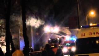 Нагорная 33 пожар(Пожар на нагорной 31 октября 2013 - ветеринарный кабинет восстановить не получиться., 2013-10-31T18:37:53.000Z)