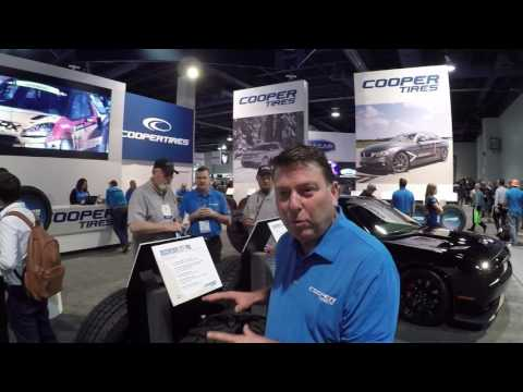 SEMA 2016 Interview with Scott F. Jamieson about the Discoverer Tire Family for SUV and light truck