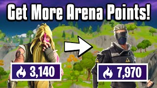 How To STOP Losing Fights In Arena! - Fortnite Battle Royale