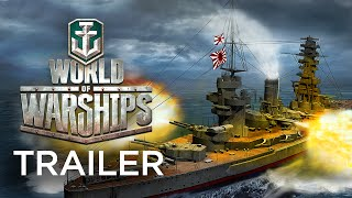 World of Warships Trailer - Golden Joystick Awards 2014
