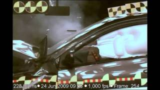 Краш Тест Toyota Corolla 2010 (Nhtsa)