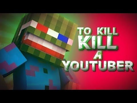 TO KILL A YOUTUBER Bashurverse (Minecraft Animation)