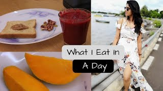 What I Eat In A Day I SWATHI HARIHARAN