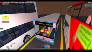 National Express Mercedes Benz Citaro on roblox