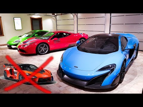 [THE SUMMIT 1] WE'VE CANCELLED THE McLAREN P15 SENNA (but yes to a 760LT)