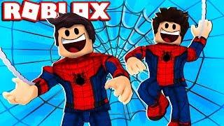 Roblox-TURN Spider-man (Spider-Man)