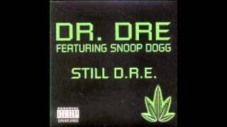 Dr Dre & Snoop Dogg - Still D.R.E. (Acapella)
