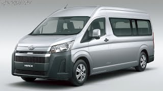 2021 Toyota HIACE - ALL-NEW Toyota HIACE 2020 and 2021