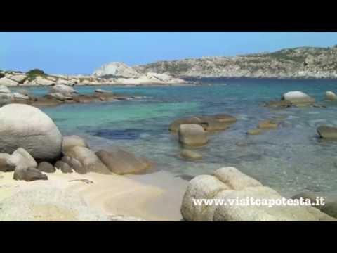 spiagge di Capo Testa (S. Teresa Gallura) - beaches of Capo Testa