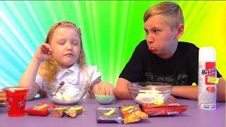 Мороженое челлендж / Ice cream challenge / Айс крим челлендж