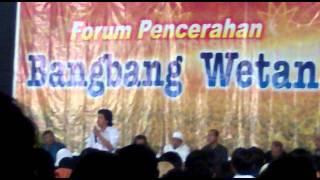 Download Video BangBang Wetan - 14 Agustus 2011 -  Balai Pemuda MP3 3GP MP4