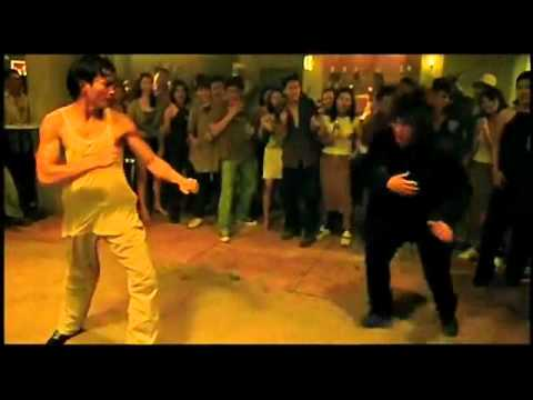 Ong Bak Fight Club Scene