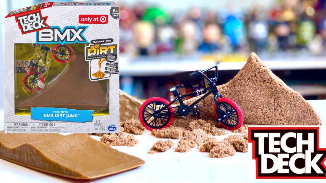 Tech Deck Bmx Dirt Jump Unboxing Youtube