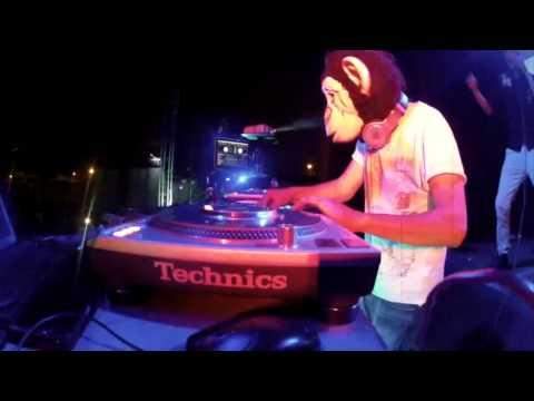 DJ LEXS TROPI FEST ECUADOR 2015 DJ LEX