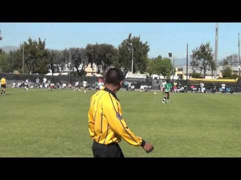 Elizabeth Luotto - Santa Clara Sporting White 97G