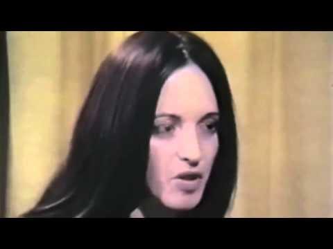Susan Atkins Interview (1976) - Description of Sharon Tate Murder (Manson murder)