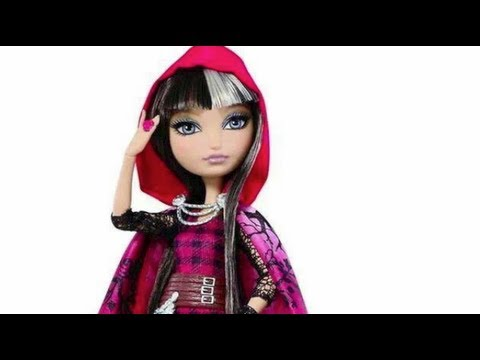 Cerise Hood Doll Ever After High Official YouTube