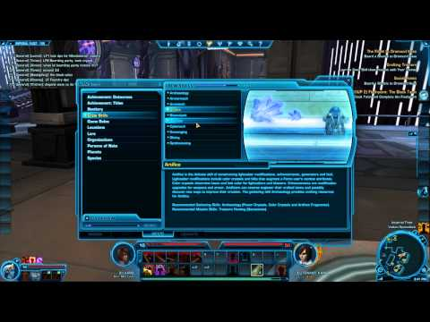 Let's play SWTOR 005   Sith Marauder
