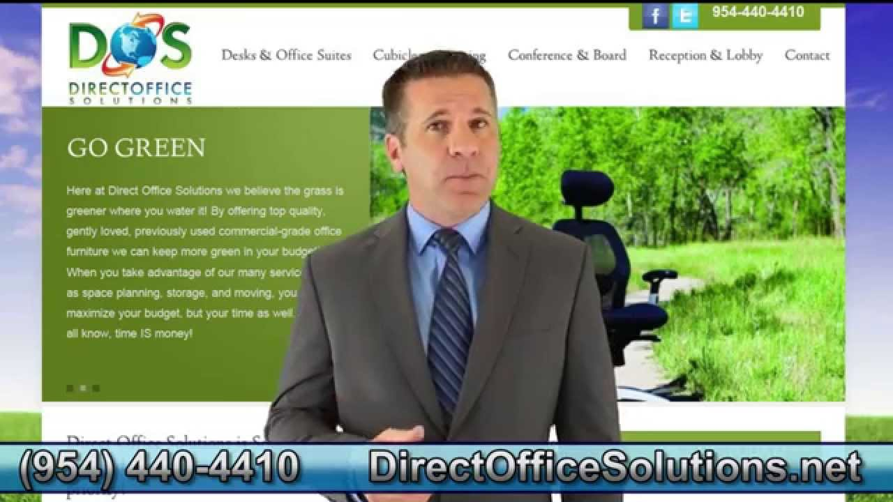 direct office solutions - fort lauderdale new & used office