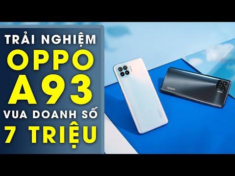 Trải nghiệm OPPO A93: Vua doanh số phân khúc 7 triệu