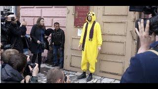Руслану Соколовскому дали 3,5 года условно. Храни его Господь.