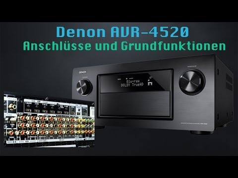 Test: Denon AVR-4520