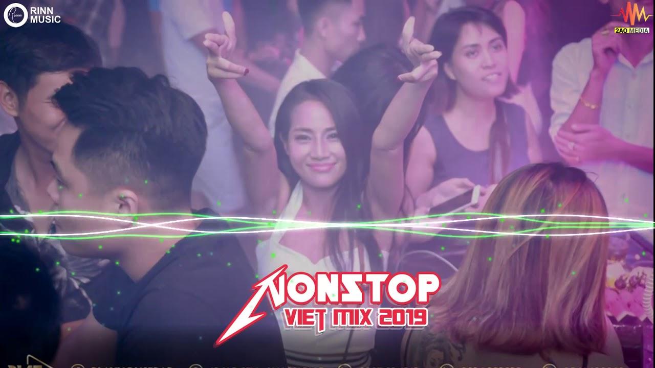 Nonstop 2020 || Liên Khúc Nhạc Trẻ Remix Bass Căng Hay Nhất || Việt Mix Hot