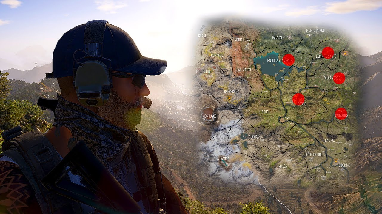 FALLEN GHOSTS DLC MAP | Ghost Recon Wildlands on ghosts map.pdf, ghosts masks trailer, ghosts fog map, call of duty modern warfare 2 maps, exodous extinction cod maps, ghosts extinction map, black ops 2 new maps, call of duty black ops maps, ghosts multiplayer review, ghosts map packs, new extinction maps,