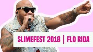 Flo Rida Interview | Nickelodeon SlimeFest 2018