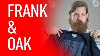 Frank & Oak Review | Eric Bandholz