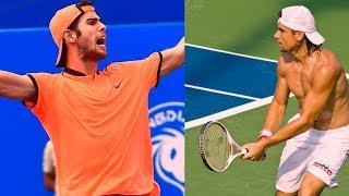 David Ferrer vs Karen Khachanov Montpellier Highlights 2018 R2 HD