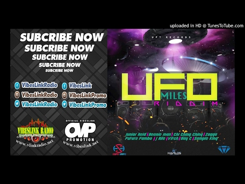 Vitch - Come Fi Party [UFO Miles Riddim] March 2017