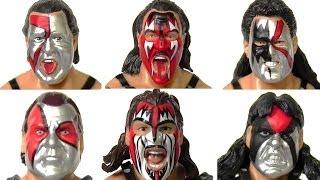 WWE DEMOLITION Mattel vs Jakks Action Figure Comparison