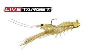 New Product Introduction: LiveTarget Fleeing Shrimp