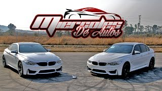 bmw m3 vs bmw m4 review arrancn y ms mircoles de autos    ganque