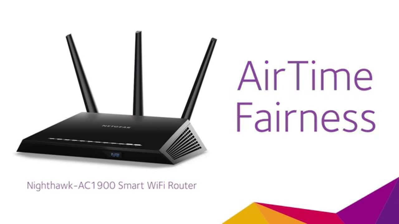 How To Eliminate Wireless Lag with AirTime Fairness | NETGEAR WiFi Routers