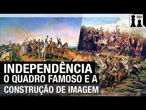 Independência, o quadro famoso e a construção de imagem