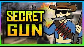 Fallout 4 Easter Eggs - SECRET GUN LOCATION Fallout 4 Gamma Gun Location