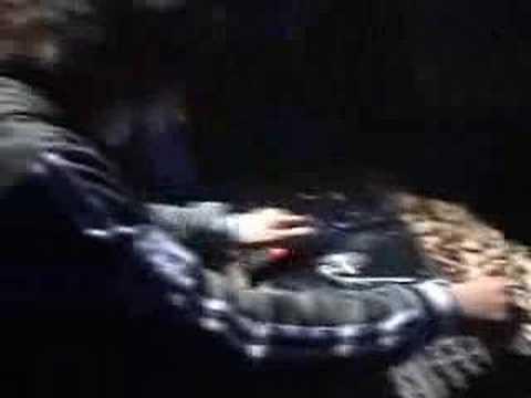 Nino Pipito live @ Powerjam feb 22nd 2008 - Scratchin