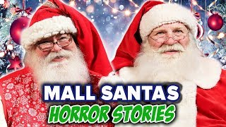 Mall Santa Heartwrenching Stories