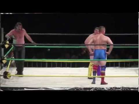 WWP Wrestle Monster 1 Episode 1