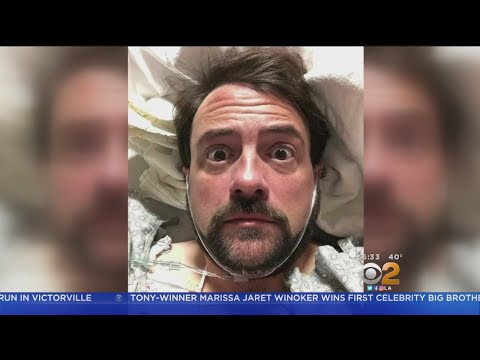 Filmmaker Kevin Smith Suffers Heart Attack After Glendale