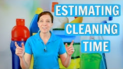How Long Does it Take to Clean a House?