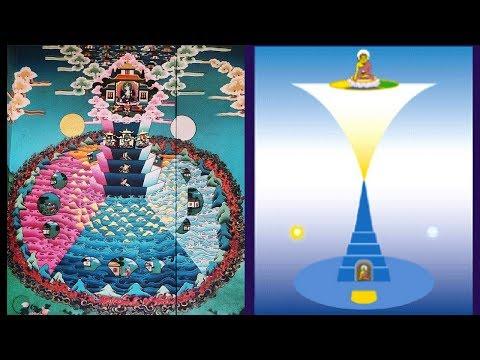 Shambhala & the Sacred Mountain: Flat Earth's Inner Light Body