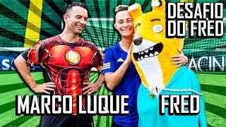 Fred e Marco Luque contra o Didicão!