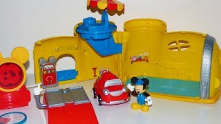 Fisher-Price Disney Mickey Mouse Clubhouse Exclusive Mickey's Garage Toy
