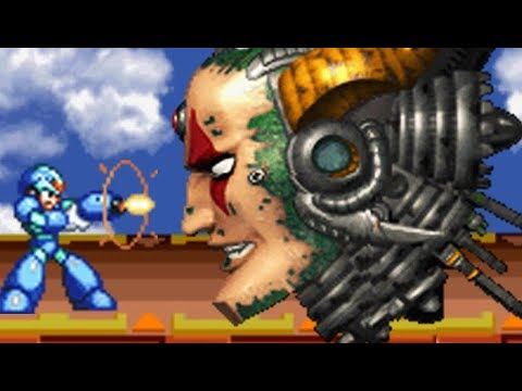 Mega Man X5 (PS1) All Bosses (No Damage)