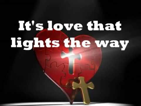 Let It Be Love by Family Force 5 with lyrics